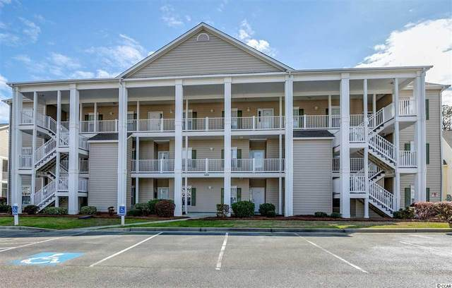 5882 Longwood Dr. #302, Murrells Inlet, SC 29576 (MLS #2006485) :: Jerry Pinkas Real Estate Experts, Inc