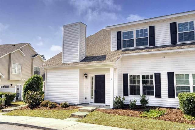 111 Gully Branch Ln. #1, Myrtle Beach, SC 29572 (MLS #2006500) :: The Lachicotte Company