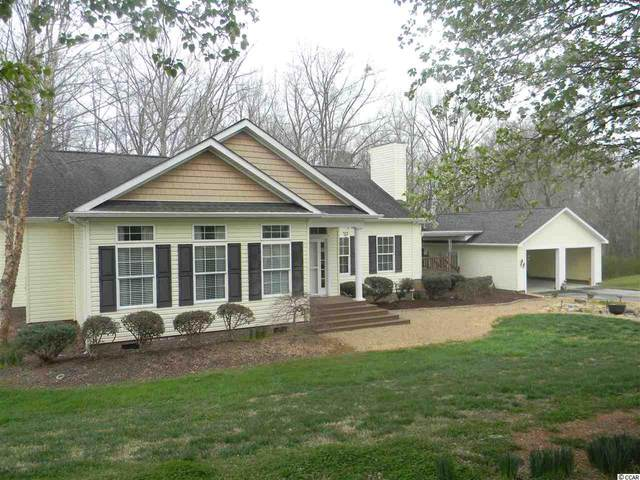 124 Eve Ct., Forest City, NC 28043 (MLS #2006516) :: The Litchfield Company