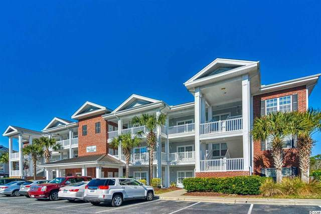 1107 Louise Costin Way #1207, Murrells Inlet, SC 29576 (MLS #2006525) :: James W. Smith Real Estate Co.