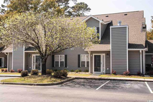 503 20th Ave. N 12B, North Myrtle Beach, SC 29582 (MLS #2006529) :: The Lachicotte Company