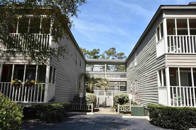 107 Toby Ct. B-201, North Myrtle Beach, SC 29582 (MLS #2006536) :: The Hoffman Group