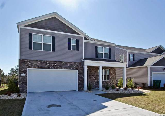 908 Laurens Mill Dr., Myrtle Beach, SC 29579 (MLS #2006538) :: Jerry Pinkas Real Estate Experts, Inc