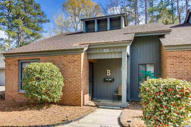 111 Cricket Ct. #6, Conway, SC 29526 (MLS #2006544) :: The Litchfield Company