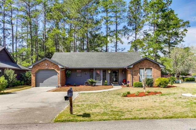 101 Ashwood Circle, Conway, SC 29526 (MLS #2006548) :: The Litchfield Company