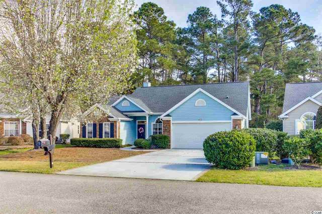 249 Candlewood Dr., Conway, SC 29526 (MLS #2006553) :: The Litchfield Company