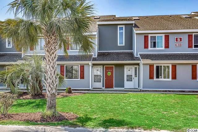 1851 Colony Dr. 5-M, Surfside Beach, SC 29575 (MLS #2006606) :: The Hoffman Group