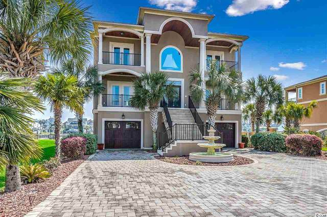 4810 S Williams Island Dr., Little River, SC 29566 (MLS #2006682) :: Jerry Pinkas Real Estate Experts, Inc