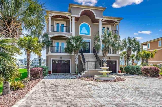 4810 S Williams Island Dr., Little River, SC 29566 (MLS #2006682) :: SC Beach Real Estate