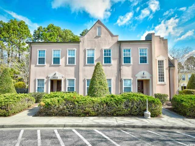 4533 Girvan Dr. D, Myrtle Beach, SC 29579 (MLS #2006715) :: James W. Smith Real Estate Co.
