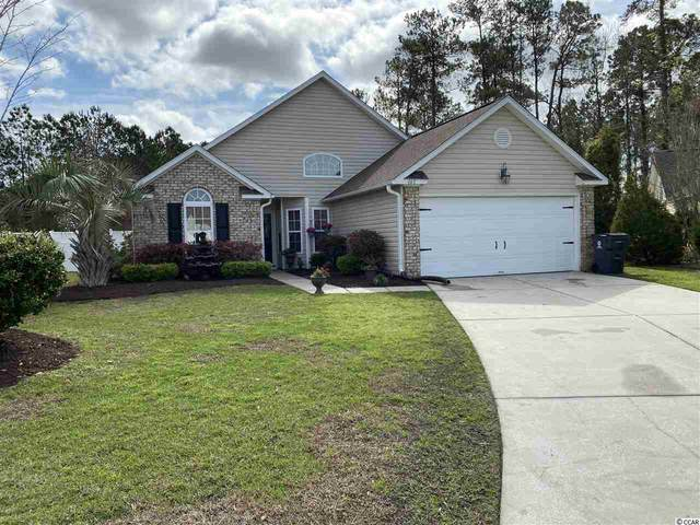 167 Coldwater Circle, Myrtle Beach, SC 29588 (MLS #2006716) :: Coldwell Banker Sea Coast Advantage