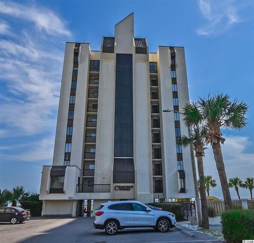 2609 S S Ocean Blvd. #501, North Myrtle Beach, SC 29582 (MLS #2006730) :: The Hoffman Group