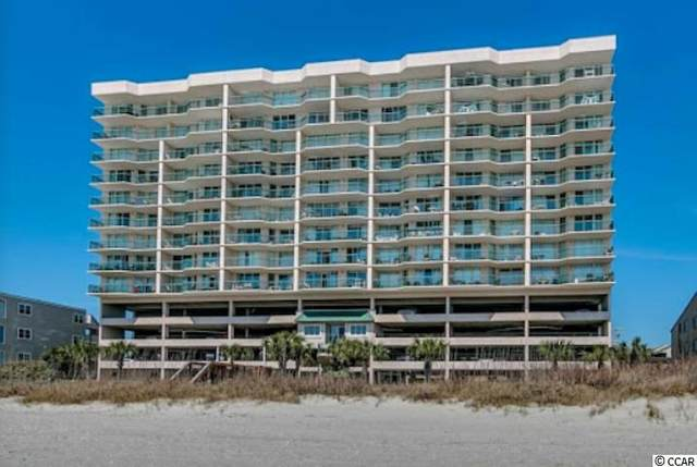 1003 S Ocean Blvd. #1201, North Myrtle Beach, SC 29582 (MLS #2006782) :: The Hoffman Group