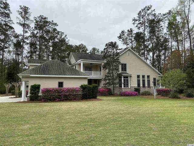 587 Tuckers Rd., Pawleys Island, SC 29585 (MLS #2006797) :: The Trembley Group | Keller Williams