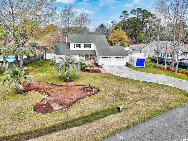 18 Black Hawk Trail, Myrtle Beach, SC 29588 (MLS #2006826) :: Jerry Pinkas Real Estate Experts, Inc