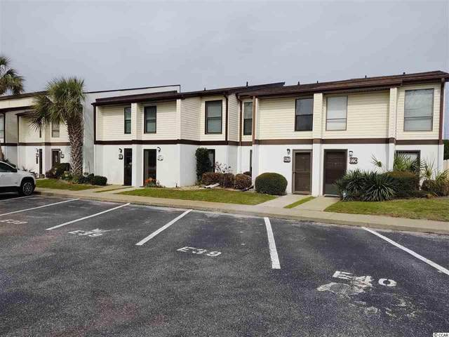 1012 Possum Trot Rd. E 39, North Myrtle Beach, SC 29582 (MLS #2006836) :: Jerry Pinkas Real Estate Experts, Inc