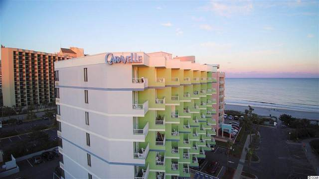 7000 N Ocean Blvd. #126, Myrtle Beach, SC 29572 (MLS #2006837) :: The Hoffman Group