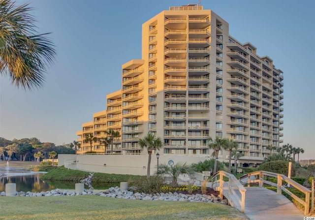 101 Ocean Creek Dr. Gg-2, Myrtle Beach, SC 29572 (MLS #2006843) :: James W. Smith Real Estate Co.