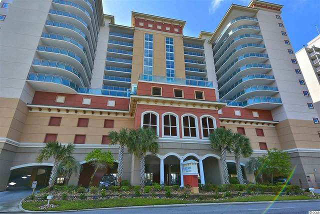 1321 S Ocean Blvd. #1108, North Myrtle Beach, SC 29582 (MLS #2006847) :: James W. Smith Real Estate Co.