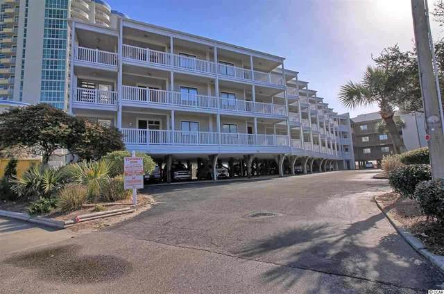 210 N Ocean Blvd. #234, North Myrtle Beach, SC 29582 (MLS #2006866) :: The Lachicotte Company