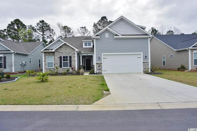 411 Palm Lakes Blvd., Little River, SC 29566 (MLS #2006876) :: Berkshire Hathaway HomeServices Myrtle Beach Real Estate