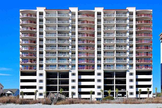1401 S Ocean Blvd. #1107, North Myrtle Beach, SC 29582 (MLS #2006883) :: The Hoffman Group