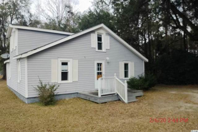 86 S The Hole Rd., Kingstree, SC 29556 (MLS #2006893) :: The Litchfield Company