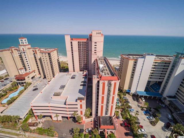 5308 N Ocean Blvd. #408, Myrtle Beach, SC 29577 (MLS #2006921) :: Leonard, Call at Kingston