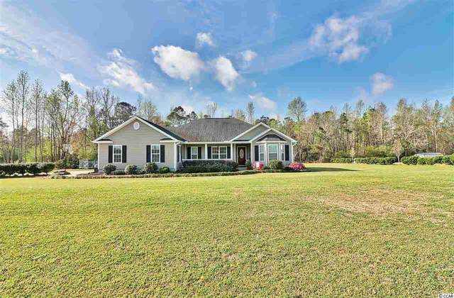 3860 Goff Rd., Aynor, SC 29511 (MLS #2006936) :: The Litchfield Company