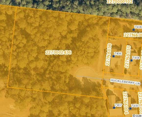 0 Huckleberry Ln. Sw, Sunset Beach, NC 28468 (MLS #2006961) :: The Litchfield Company