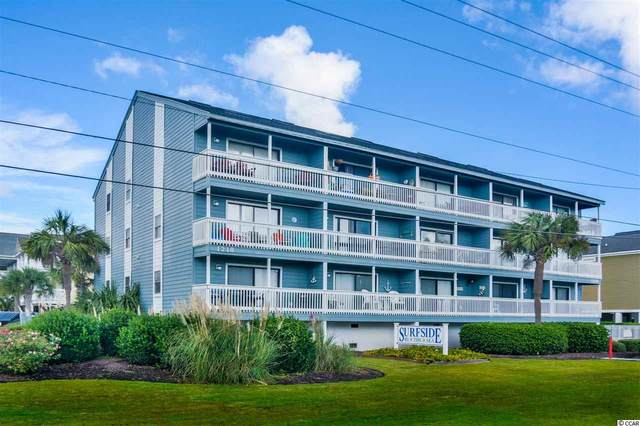 1210 N Ocean Blvd. #303, Surfside Beach, SC 29575 (MLS #2006969) :: The Hoffman Group