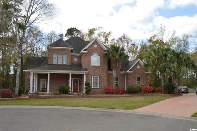 5804 Tinsley Ct., Murrells Inlet, SC 29576 (MLS #2006977) :: Coldwell Banker Sea Coast Advantage