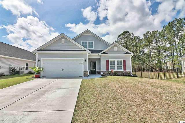 1604 Palmetto Palm Dr., Myrtle Beach, SC 29579 (MLS #2006982) :: SC Beach Real Estate
