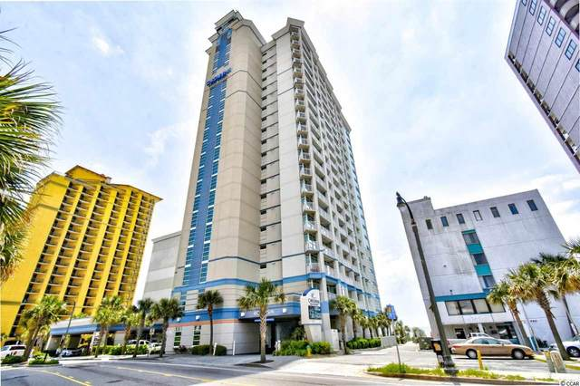 2504 N Ocean Blvd. #1633, Myrtle Beach, SC 29577 (MLS #2006987) :: Jerry Pinkas Real Estate Experts, Inc
