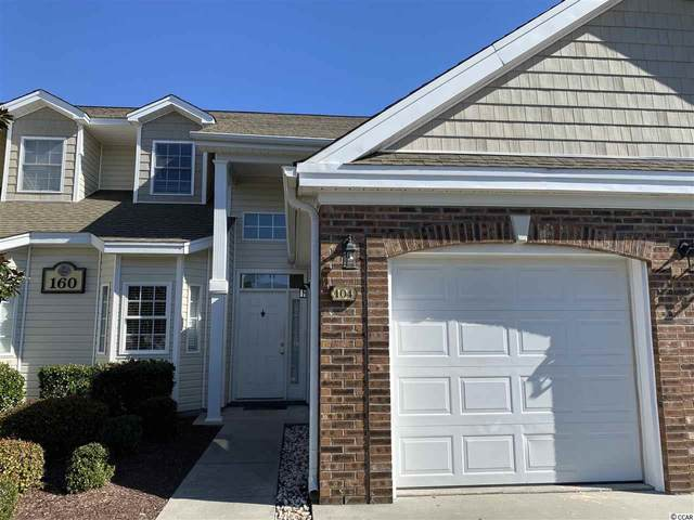 160 Cart Crossing Dr. #104, Conway, SC 29526 (MLS #2006991) :: Jerry Pinkas Real Estate Experts, Inc