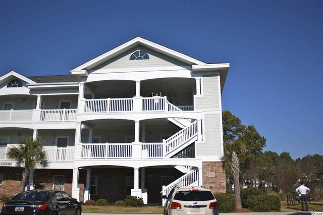 6015 Catalina Dr. #934, North Myrtle Beach, SC 29582 (MLS #2006996) :: James W. Smith Real Estate Co.
