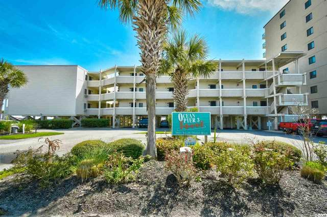 3901 S Ocean Blvd. #122, North Myrtle Beach, SC 28582 (MLS #2007018) :: SC Beach Real Estate
