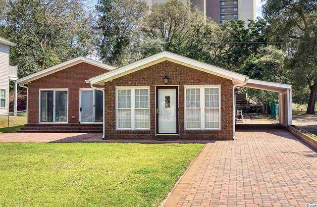 5526 Springs Ave., Myrtle Beach, SC 29577 (MLS #2007022) :: The Greg Sisson Team with RE/MAX First Choice