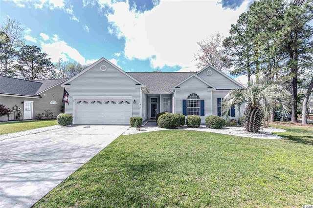 1411 Sedgefield Dr., Murrells Inlet, SC 29576 (MLS #2007027) :: The Greg Sisson Team with RE/MAX First Choice