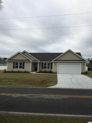 129 Saint Barnabas Rd., Loris, SC 29569 (MLS #2007033) :: Right Find Homes