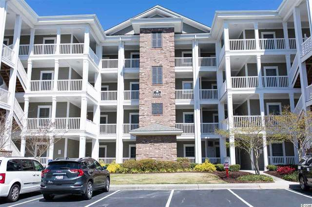 4883 Luster Leaf Circle #105, Myrtle Beach, SC 29577 (MLS #2007066) :: The Hoffman Group
