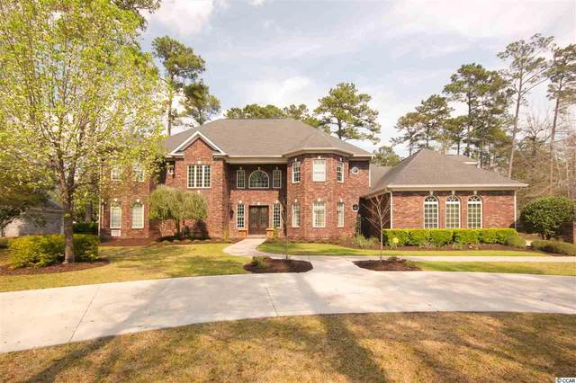 627 Nautilus Dr., Murrells Inlet, SC 29576 (MLS #2007071) :: Jerry Pinkas Real Estate Experts, Inc