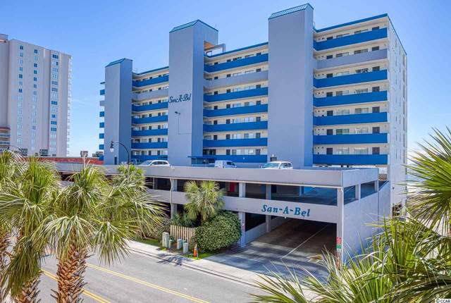 1709 S Ocean Blvd. #511, North Myrtle Beach, SC 29582 (MLS #2007124) :: James W. Smith Real Estate Co.