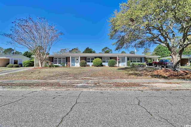 645 Redwood Ave. #645, Myrtle Beach, SC 29577 (MLS #2007143) :: Garden City Realty, Inc.
