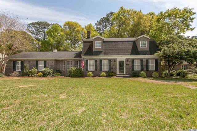 389 Old Cedar Loop, Pawleys Island, SC 29585 (MLS #2007160) :: The Lachicotte Company