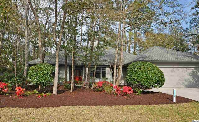 1215 Spinnaker Dr., North Myrtle Beach, SC 29582 (MLS #2007167) :: The Litchfield Company