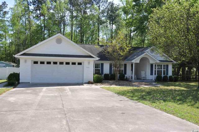 1026 Martin Ln., Conway, SC 29526 (MLS #2007185) :: Jerry Pinkas Real Estate Experts, Inc