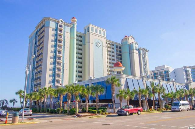2401 S Ocean Blvd. #452, Myrtle Beach, SC 29577 (MLS #2007212) :: The Litchfield Company