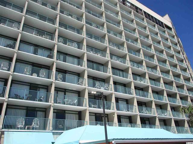 5907 S. Kings H 74th Ave. N #2635, Myrtle Beach, SC 29572 (MLS #2007217) :: The Lachicotte Company