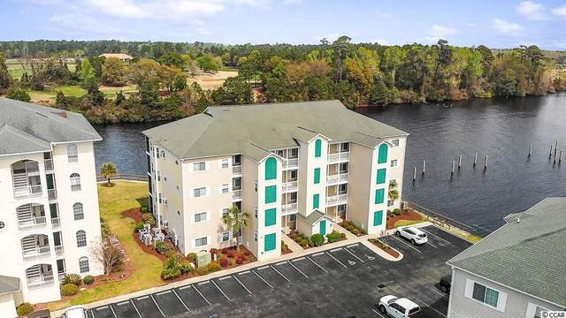 1100 Commons Blvd. #804, Myrtle Beach, SC 29572 (MLS #2007233) :: The Hoffman Group